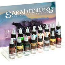 World Famous Ink Sarah Miller's Valhalla Portrait SET