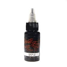 World Famous Tattoo Ink, Pancho Pastel #5 - 120ml