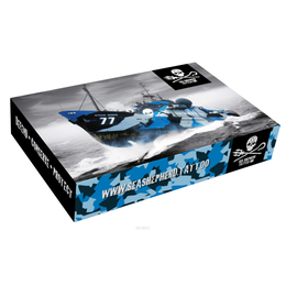 Sea Shepherd Tattoo Ink Set by Quantum Ink 6x30ml