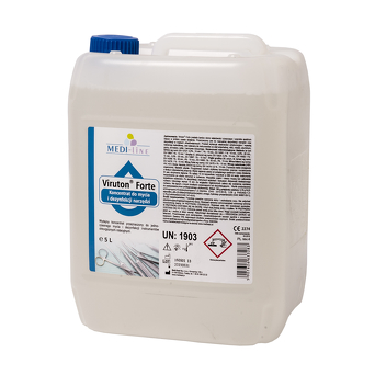 Viruton Forte - Powerful concentrate for cleaning and disinfection 5L