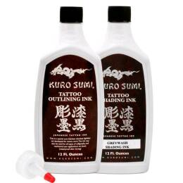 Kuro Sumi Outlining Ink 360ml