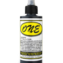 One Black 120ml