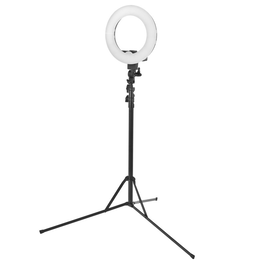 "Lampa pierścieniowa Ring Light 12"" LED"
