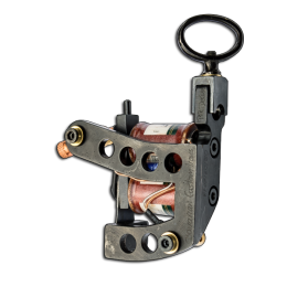 Bavarian Tattoo Machine - PR Deluxe