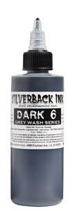 SILVERBACK DARK 6 greywash 120ml
