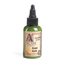 Arcane Pigments, Green Earth 30ml