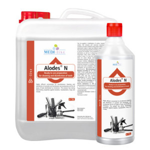 Alodes N - Liquid for disinfecting tools 1L