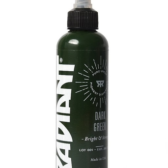 Radiant Color - Dark Green - 30ml