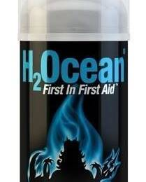 H2Ocean Nothing Pain Relieving Foam Soap - 1.7oz