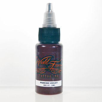 World Famous Tattoo Ink, Pancho Violet 30ml