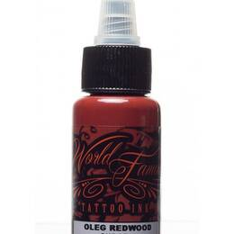 World Famous Tattoo Ink, Oleg Redwood 30ml