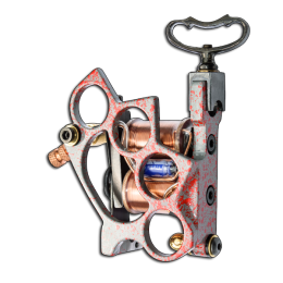 Bavarian Tattoo Machine - Knuckle