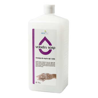 Velodes Soap -  emulsion for the hands and body 1L