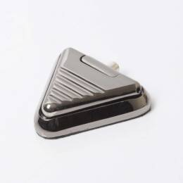 Premium Foot Switch Aluminium Triangle