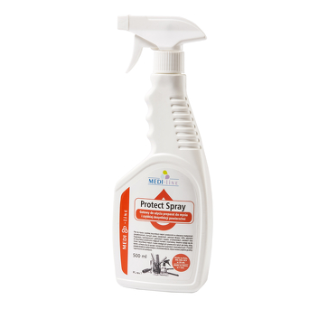 Protect Spray -  Cleaner and rapid disinfection 0.5L
