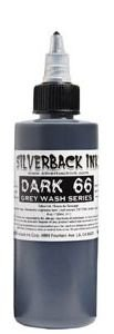 SILVERBACK DARK 66 greywash 120ml