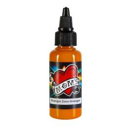 Millenium Colorworks 15ml, Danger Zone Orange