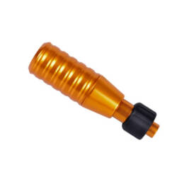 Rura do maszynki Hawk Hand Grip 21mm Orange/gold