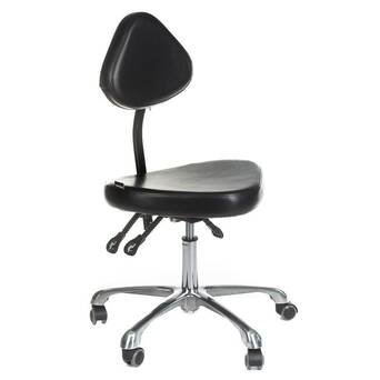 Stool with backrest Comfort 2
