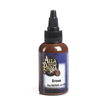 Alla Prima, Brown 30ml